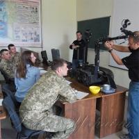 Американские военные учили саперов