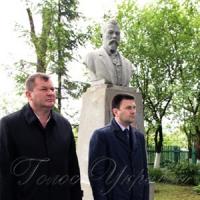 Привітали Стефаниківських лауреатів