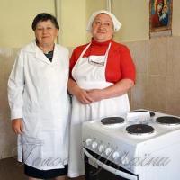 Лікарня оновила кухонне обладнання