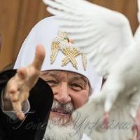 Патріарх Кіріл пускає... бісиків?..