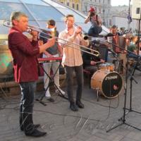 На Бессарабці зіграли антипогромний концерт