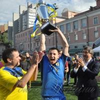 Відбувся другий благодійний матч «Парламентський Кубок»