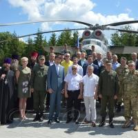 Ушанували пам'ять пілотів-героїв
