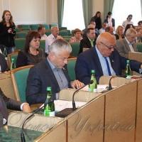 Практики и законотворцы поговорили об опыте объединенных громад