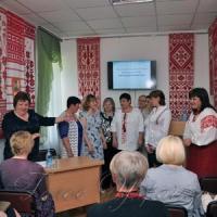 Естонці  презентують писанки