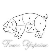 Ковбаса б'є по кишені, бо свинина «кусається»