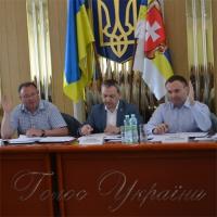Депутаты Ривнеоблсовета просят Кабмин ускорить финансирование инвестиционных проектов