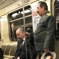 Сталін: «Здав Ленін, здав, уже на ногах не тримається», або Пригоди вождів у метро