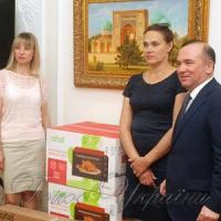 Надзвичайний і Повноважний Посол Республіки Узбекистан в Україні Алішер Абдуалієв привітав...