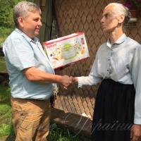 Третій приз <<Голосу України>> - Анастасії Суботі
