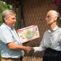 Третій приз газети — Анастасії Суботі