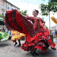 Розпочався фестиваль  фламенко