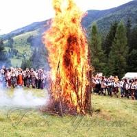 Гуцульські забави навколо ватри