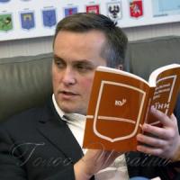 Назар ХОЛОДНИЦЬКИЙ: «Чомусь на чорне казали біле і навпаки»,  або «Ми просто руйнуємо корупцію»