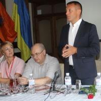 За участі народного депутата України Сергія Кудлаєнка у Вінниці відбувся Всеукраїнський семінар