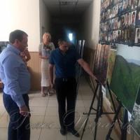 Народний депутат України Іван Рибак відвідав фотовиставку в рамках проекту «Збереження Карпатських лісів»