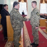 Герой України став комбригом, а йому тільки 33!