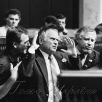 24 августа 1991 года — внеочередная сессия Верховной Рады,