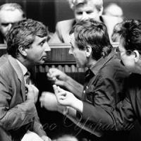 24 серпня 1991 року — позачергове засідання Верховної Ради,