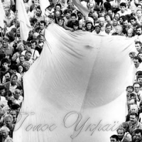 24 серпня 1991 року - мітинг біля будівлі парламенту...