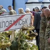 Іловайськ:  «Вороги  не врахували одного — сили нашого духу»