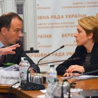 Зустріч народних депутатів України — членів Комітету Верховної Ради України