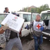Червоний Хрест несе допомогу