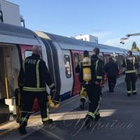 Учора в лондонському метро, на станції «Парсонс Грін», в одному з вагонів потяга стався вибух