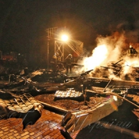 У смертельній пожежі згоріли троє дітей. Винуватці трагедії — дорослі