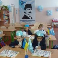 Открыли первый класс с крымскотатарским языком преподавания в школе на Херсонщине