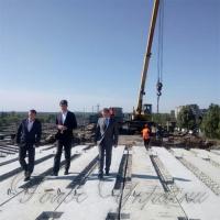 Шлях із Олександрії на Дніпро планують здати наприкінці жовтня