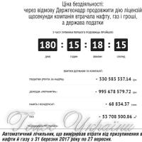 «Укрнафта» відновить видобуток на дев'яти родовищах