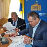 Під час засідання комітету, на якому обговорювався законопроект «Про Державний бюджет України на 2018 рік»