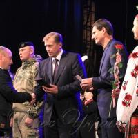 Заслужені нагороди отримали ветерани усіх воєн