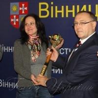Шевченківську булаву привезли луганчани