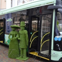 Экоавтобус нового поколения