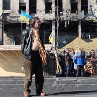 «Зі сцени лунало: «Ні — московському ярму, так — незалежності!»