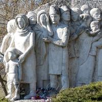Вшановують жертв більшовицьких концтаборів