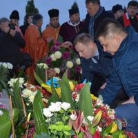 Відкрито Меморіал пам'яті жертв псевдособору