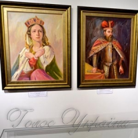 У минуле заради майбутнього У замку відкрили виставку експонатів-оригіналів,  яка охоплює майже десять століть