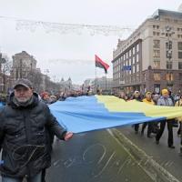 Антикорупційний марш  висунув чотири вимоги