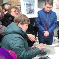 Капсула часу повернула жителів Успенки у п'ятдесятирічну давнину