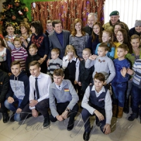 На Донеччині відкрили сучасну опорну школу