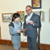 Юні художники отримали премію Івана Марчука