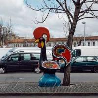 Чому в Португалії ставлять пам'ятники… півням