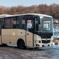 Корпорація «Еталон» підбила підсумки року та представила новий автобус