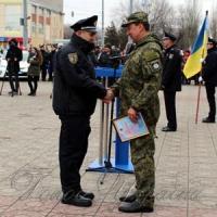 Поліцейські присягли вірно служити своєму народові