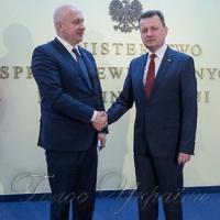 У Польщі призначено нових міністрів