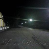 У селах сучасне освітлення