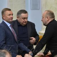 Верховна Рада продовжила розгляд законопроекту про деокупацію Донбасу